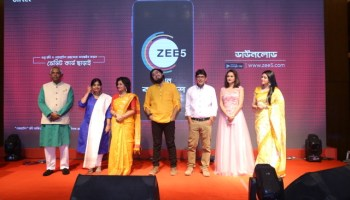 Zee5 joins NetRange's smart TV platform