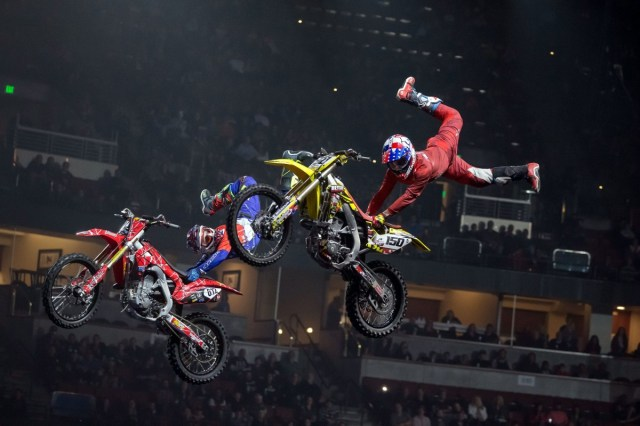 New OTT channel from Nitro Circus