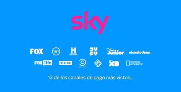Sky Spain