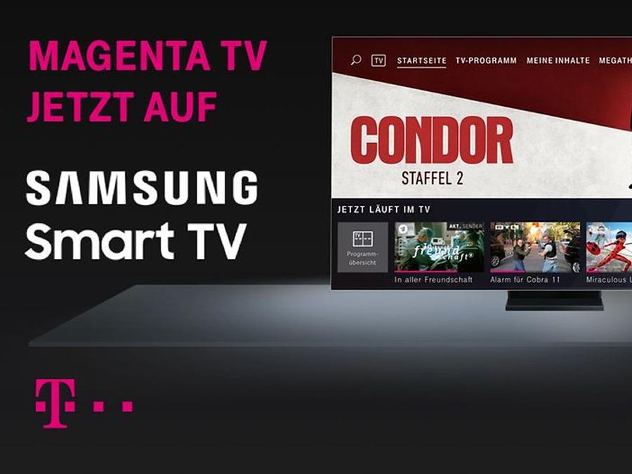 Magenta Tv App Samsung Tv