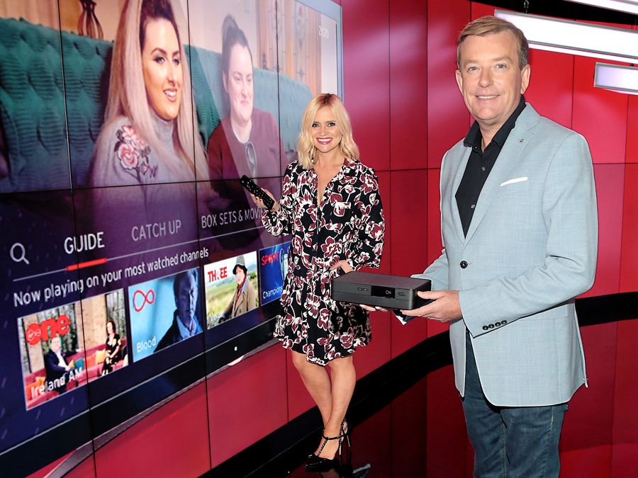 Virgin Media Ireland Launches New Connected Tv Platform