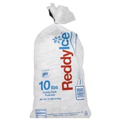 Bag of Ice for PFAS sampling