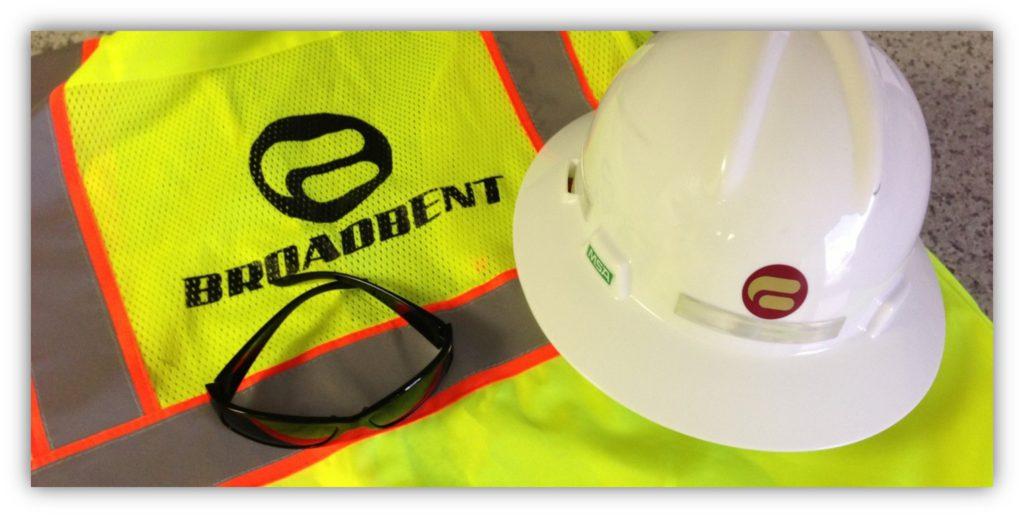 Broadbent safety clothing for PFAS sampling