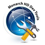 Logotipo de la utilidad Monarch HD Dev Tools