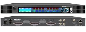 AR-DM61-BT Multi-Channel Digital Audio Monitor