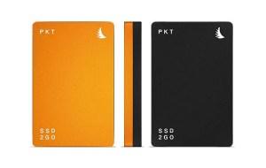 Angelbird SSD2GO PKT 1 TB Orange