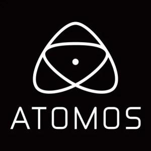 Atomos Logo Black