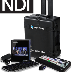 TriCaster Mini Advanced SDI Bundle