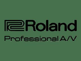 Roland Professional AV Logo Square Trans