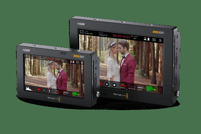 Blackmagic Video Assist 12G HDR
