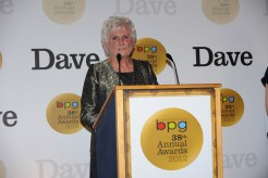 Harvey Lee Award winner Beryl Virtue