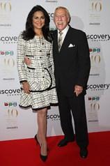 Bruce Forsyth and wife Winnie