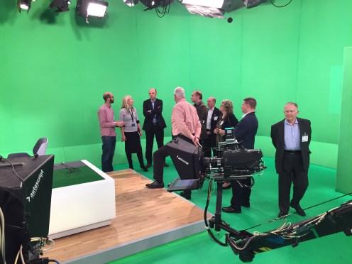 ITN Studio Visit