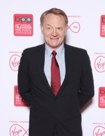 Jared Harris arriving at the BPG Awards, sponsored by Virgin TV, at the Theatre Royal, Drury Lane