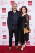 Mark Bonnar and Lucy Gaskell. Mark won Best Actor.