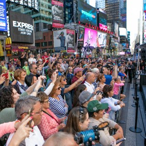 Live Video Production Swimming in Ink New York