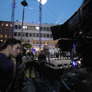 Live Video Production Audience Impractical Jokers South Street Seaport