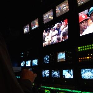 Live Video Production Control Room PBS Ferguson MO