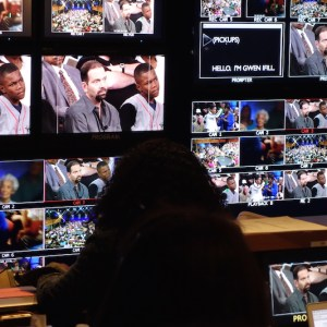 Live Video Production Control Room PBS Ferguson