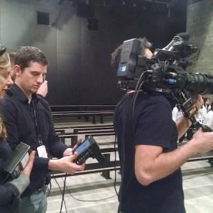 Live Video Production ENG Crew New York Fashion Week Yahoo