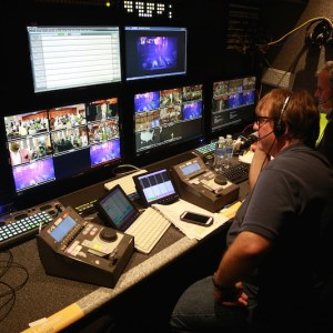 Video Production Control Room America After Charleson