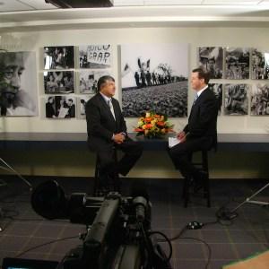Video Production DC AFL CIO Talk To Al Jazeera
