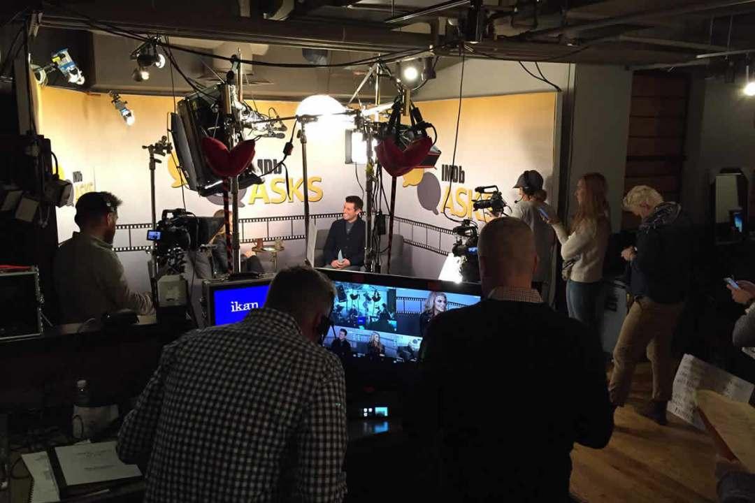 "Amazon | ""IMDb Asks"" Live From Sundance"