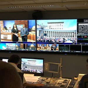 Video Production Arise News Washington DC