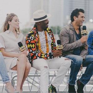 Comic Con 2016 Live Video Production IMDb