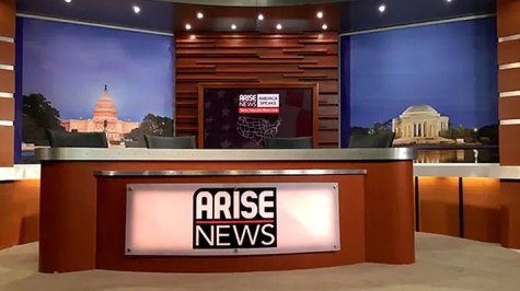 "Arise News, ""America Speaks: Cops, Guns & Black Lives, News Production"