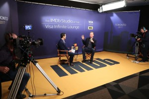 "IMDb | ""The IMDb Studio at Visa Infinite Lounge"""
