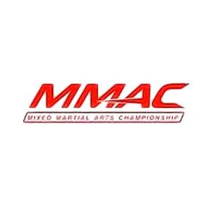 Mixed Martial Arts Championship Logo