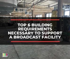 broadcast facility