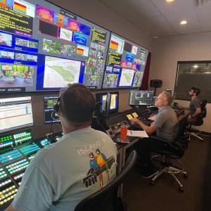 Esri UCCL REMI broadcast hub