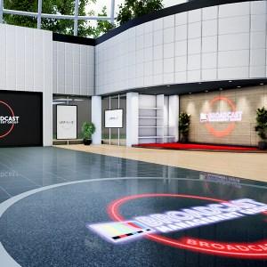 Virtual Set Example   Eco Dome Set