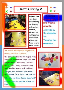 Maths page E.J