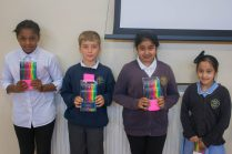Key Stage 2 Reading Winners