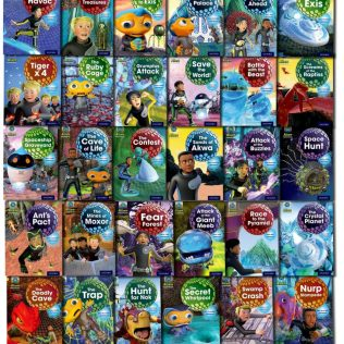 Oxford-Reading-Tree-Project-X-Alien-Adventures-Collection