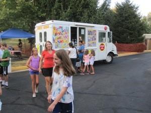20th - food truck