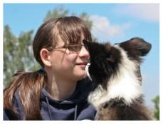 14|05|2011 – CAC Sachsenheim, Ida und Babysitter