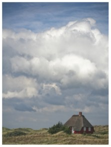 25|08|2011 – Dünen, Heide, Himmel ...