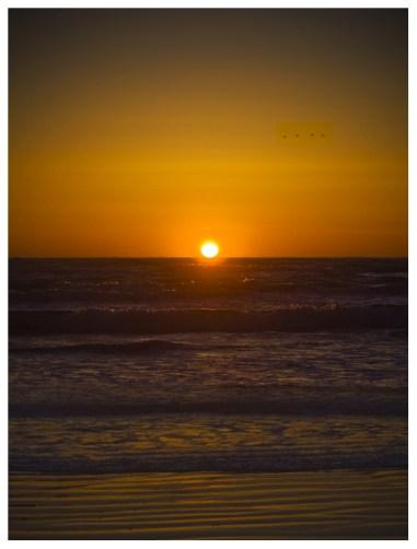13|05|2012 – Sonnenuntergang bei Blokhus (No. 2)