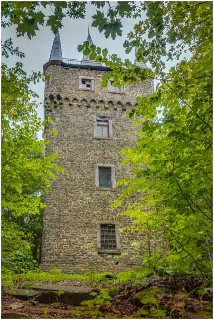 31|08|2014 – Die Dianaburg bei Greifenstein