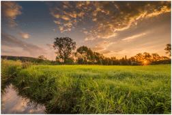 07|08|2015 – Sonnenaufgang bei Emmerichenhain