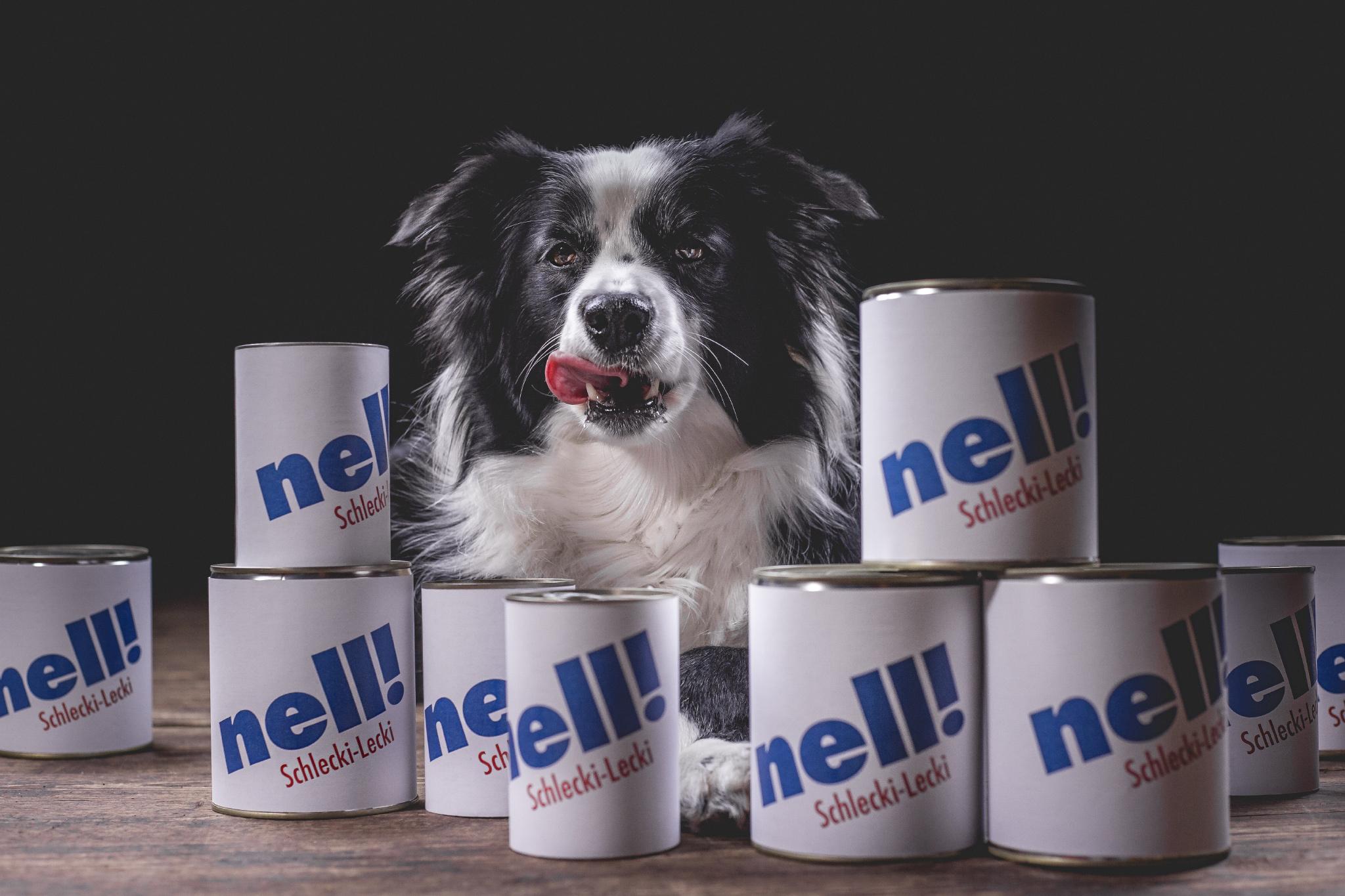 Nell – mit großem Appetit in der sechsten Trächtigkeitswoche