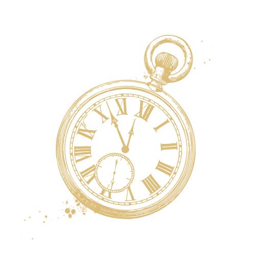Die Zeit rennt