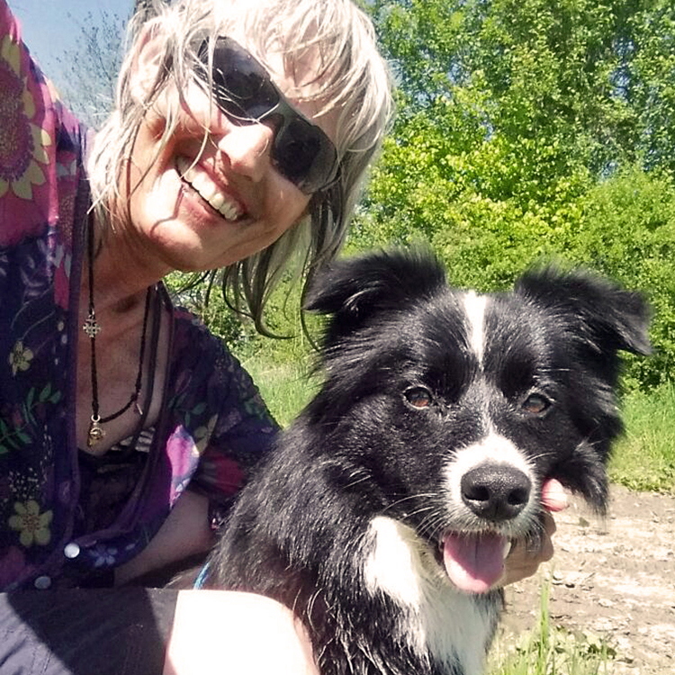 Selfie des Monats: Barbara und ihre Zoe (Broadmeadows Cheek to Cheek)