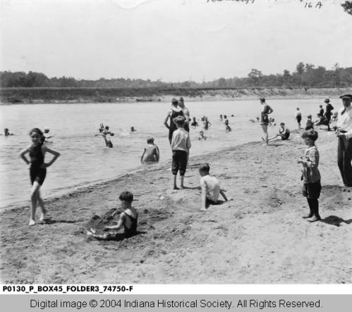 Broad_Ripple_Park_Beach_Scene