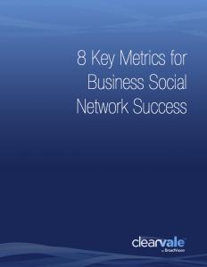 eight-metrics-business-social-network-success
