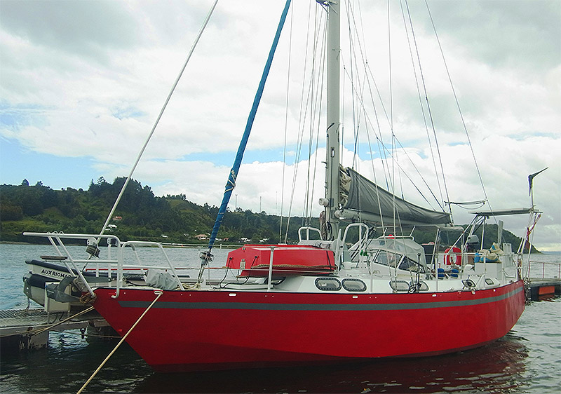 Sail Boats For Sale Philippines Blue Water Cruising Yachts